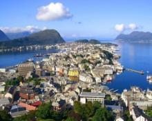 Норвегия - страна удивительной архитектуры